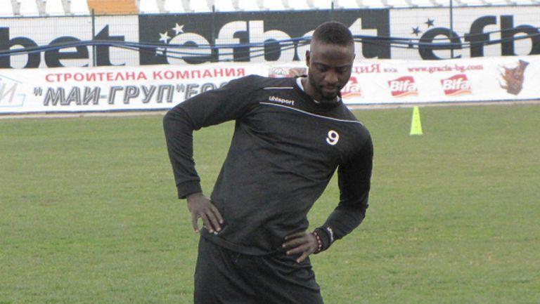 Мансур подписа с Локомотив (Пловдив)