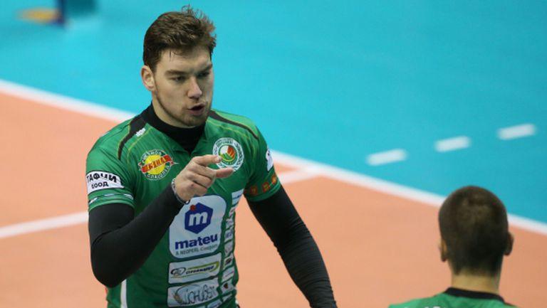 Велизар Чернокожев: Мотивиран съм да стигна нивото на Цецо Соколов