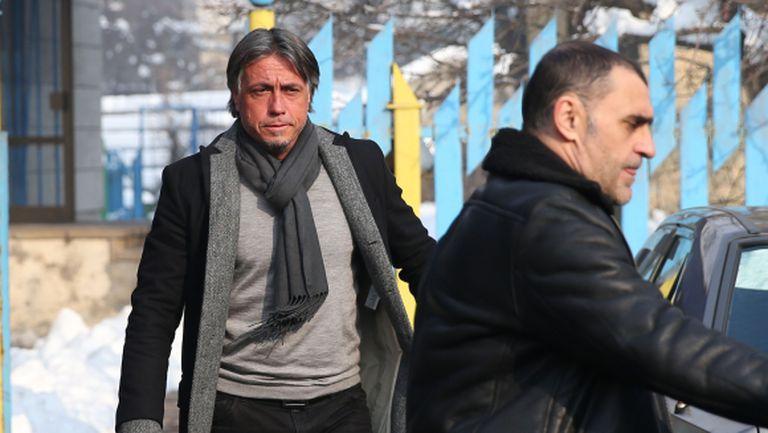 Иво Тонев: Селекцията в Левски не приключва с Менголо