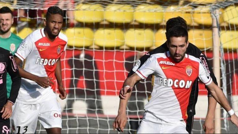 Монако не се затрудни с Тулуза и си върна второто място