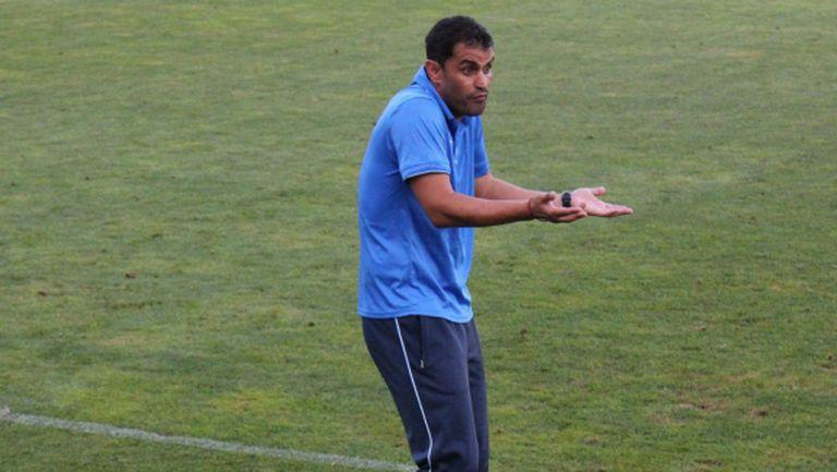 Треньорът на Дунав доволен от отбора, обяви още една контрола