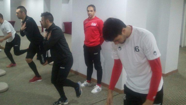 Подготовката на Локо (Пловдив) продължава с пълна сила