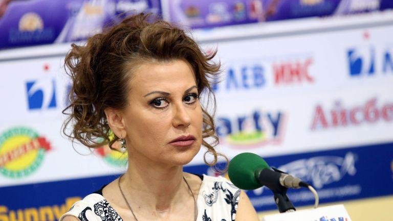Илиана Раева: Много съм щастлива от видяното от момичетата