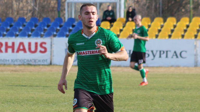 Владислав Мисяк: Играех много малко и затова напуснах Левски