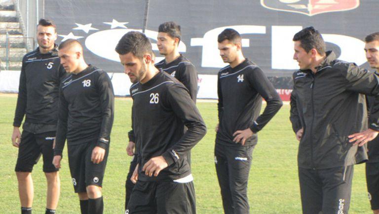 Локомотив (Пловдив) загуби от Верея в контрола