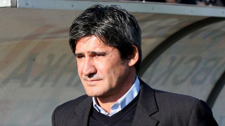 Треньорът на Ботев хвърли вината за изпуснатата победа върху вратаря