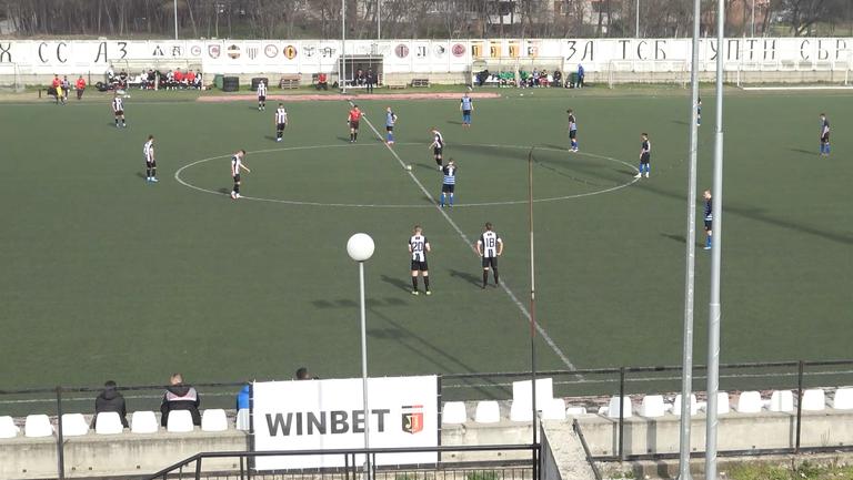 (U19) Локомотив (Пловдив) - Черно море  1:0