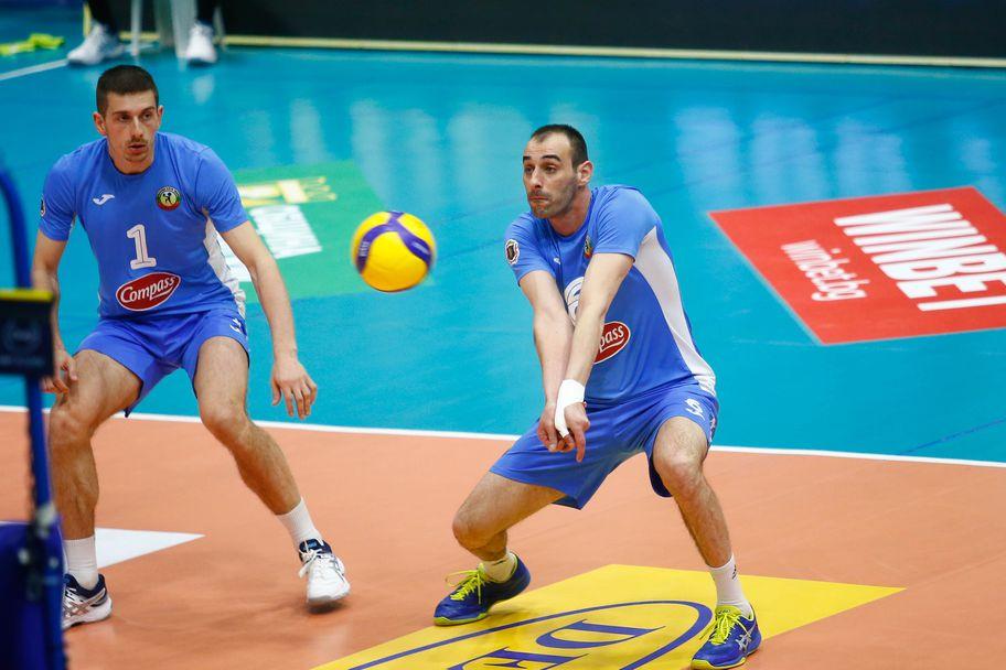 Полуфинал №1 за Купата на България: Добруджа - Монтана 3:0