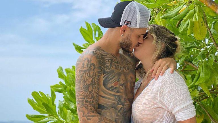 Бивш играч на Рома засенчи секс изпълненията на Икарди