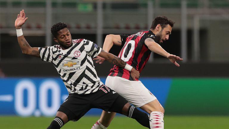 Милан - Манчестър Юнайтед 0:1