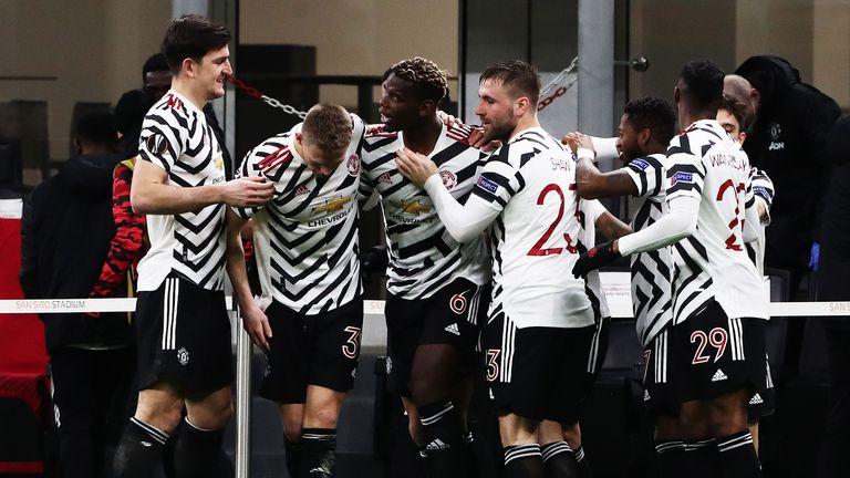 """Юнайтед и Погба излъгаха Милан и спечелиха битката на """"дяволите"""" (видео)"""