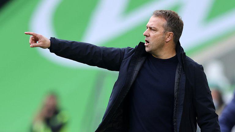 Официално: Флик напуска Байерн след края на сезона