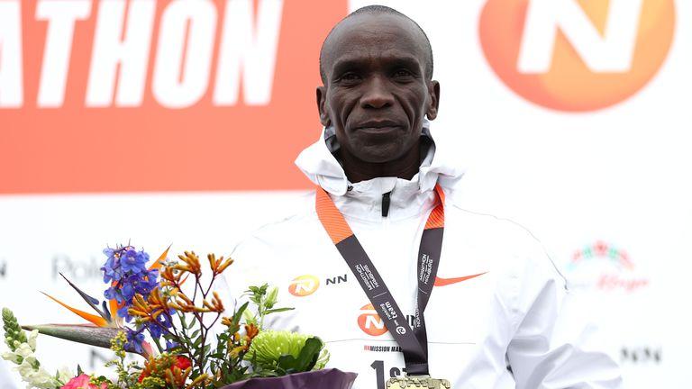 Кипчоге спечели със солиден резултат последния си маратон преди Олимпиадата