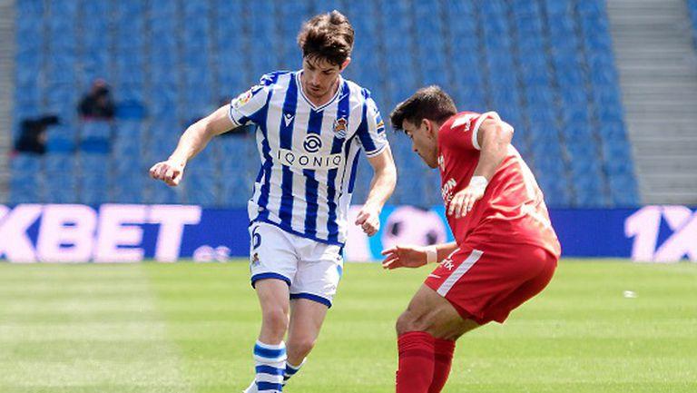 Реал Сосиедад - Севиля 1:2