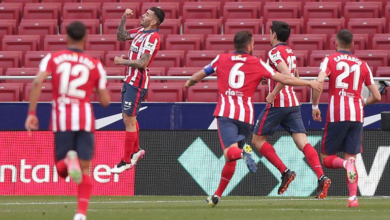 Атлетико Мадрид - Ейбар 5:0