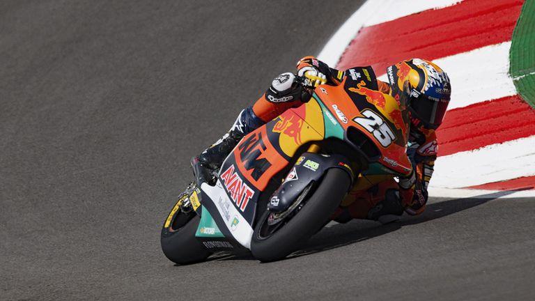 Нов победител в Moto2,лидерът в шампионата отпадна