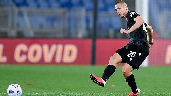 Антов игра при разгром на Болоня срещу тима на Гълъбинов