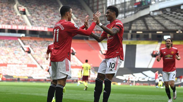 Ман Юнайтед пречупи неудобен за себе си съперник и се доближи на 8 точки зад лидера (видео)