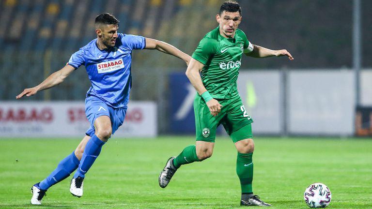 Левски 0:2 Лудогорец, два гола до 10-ата минута