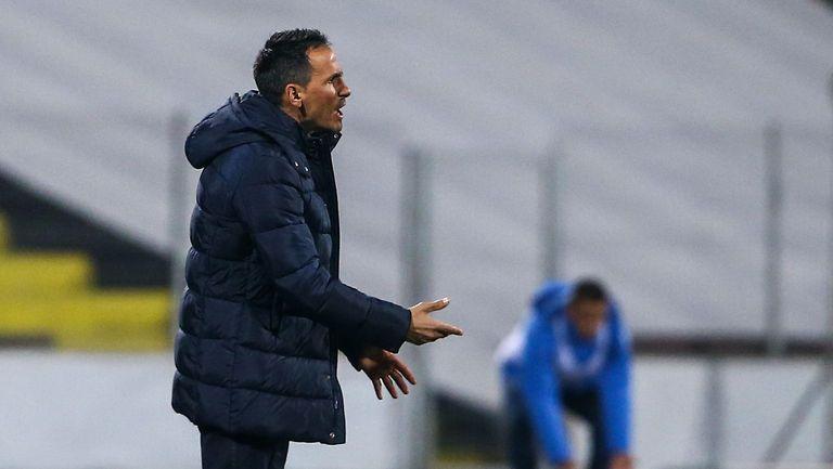 Живко Миланов: Имах план да играем различно, но бързите голове объркаха нещата