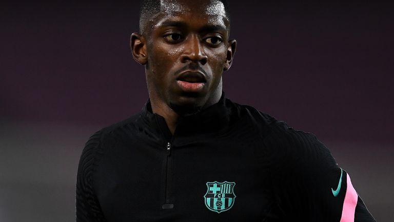 Преговорите на Дембеле с Барселона зациклиха
