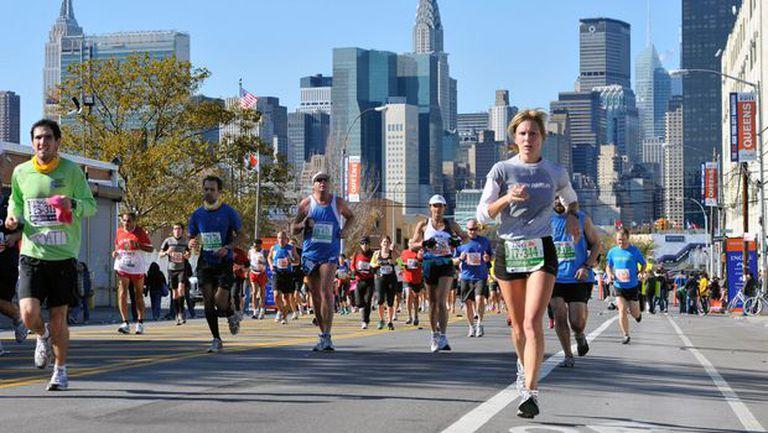 Ограничават броя на участниците в маратона на Ню Йорк