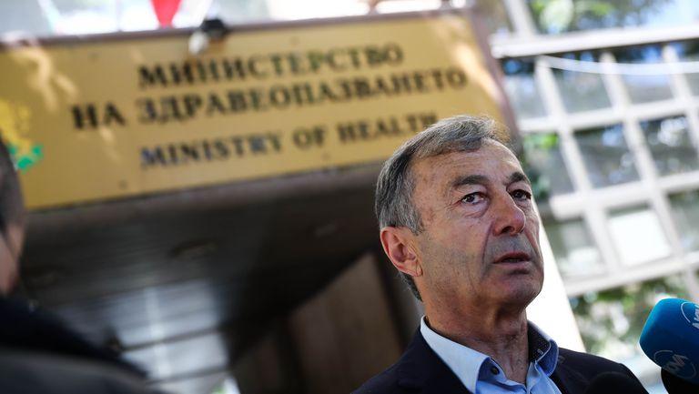 Пламен Марков: За финала капацитетът на стадиона ще бъде увеличен на 50%