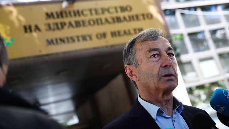 Пламен Марков: Доволни сме! Ще се оттегли ли Гриша Ганчев? Този въпрос към него