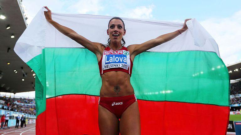Европейската атлетика поздрави Ивет Лалова за рождения ден