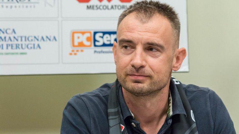 Никола Гърбич: Искам Перуджа да играе тотален волейбол