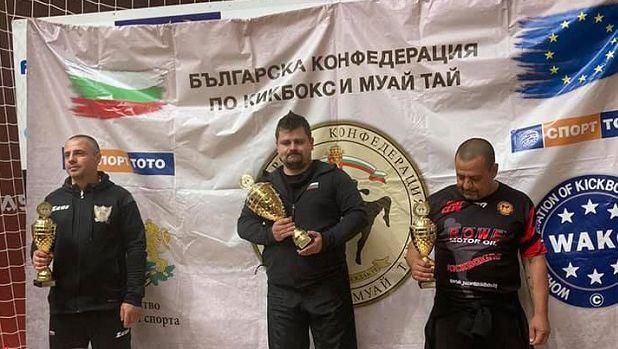 """СК Стар Тийм (София) стана отборен шампион във всички стилове на """"Татами"""" на Държавното по кикбокс"""