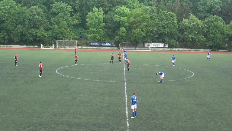 (U17) Спартак (Варна) - Локомотив (София) 3:0