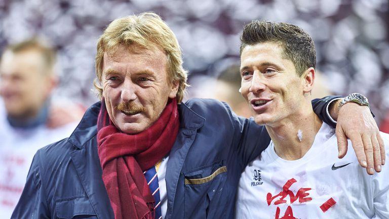 """Собствениците на Рома връщат Бониек на """"Олимпико""""?"""