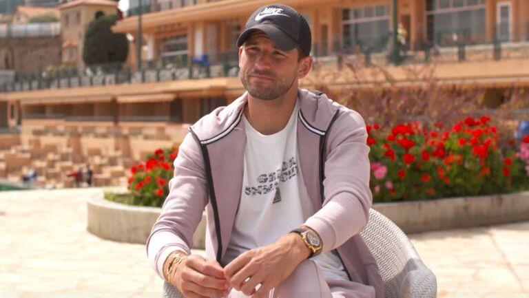ATP се пошегува със закъснелия Григор Димитров