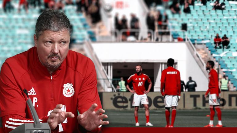 Любо Пенев: Тренирам ЦСКА само за победа, аз съм с манталитет на победител