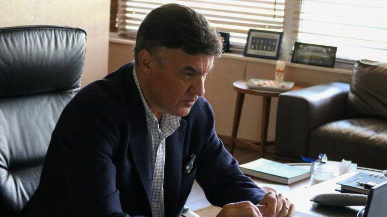 Михайлов участва в редовното заседание на Футболния комитет на УЕФА