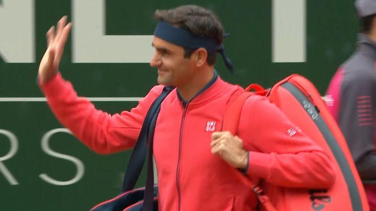 Роджър Федерер отпадна още във втория кръг в Женева