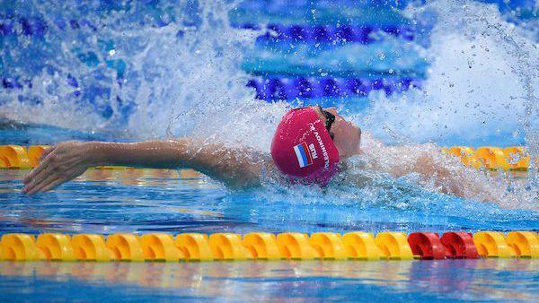 Невероятен Колесников с нов световен рекорд на 50 метра гръб