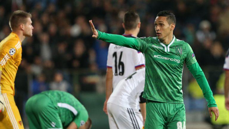 Марселиньо: Ще нося екипа на България с гордост
