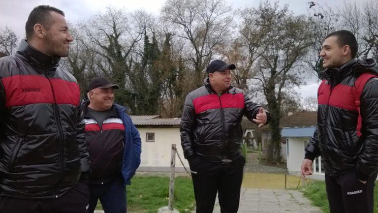 Атанас Димов: Логична победа над Асеновец, но имаме по-голям потенциал