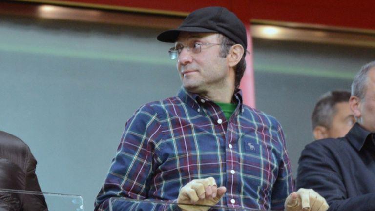 Керимов изоставя Анжи, ако отборът изпадне