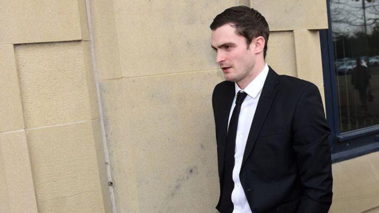 Адам Джонсън получава по 11 паунда седмично като чистач в затвора