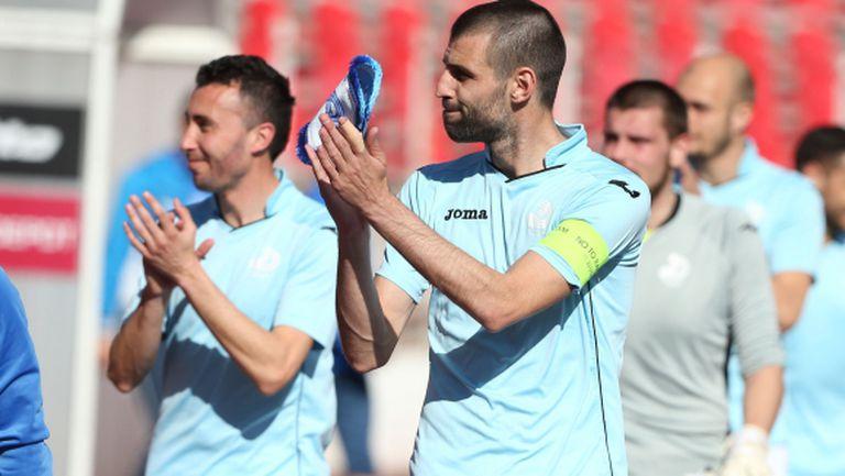 """Великов: Бием ли в следващите четири мача, на 100% влизаме в """"А"""" група"""