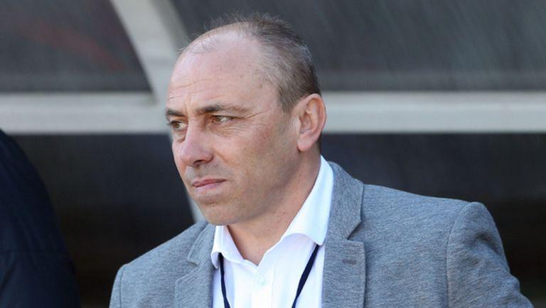 Илиан Илиев: Мислим само за мача с Берое, няма да се пазим за дербито