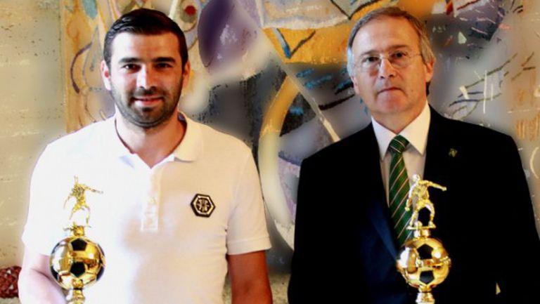 Дерменджиев изпревари Христо Янев за най-добър треньор на България (видео)