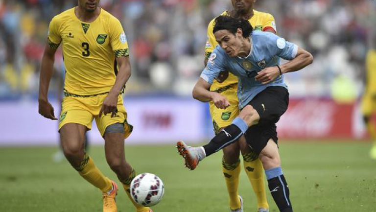 Уругвай - Ямайка 1:0