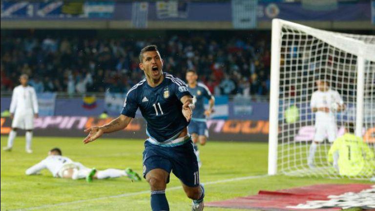 Аржентина - Уругвай 1:0