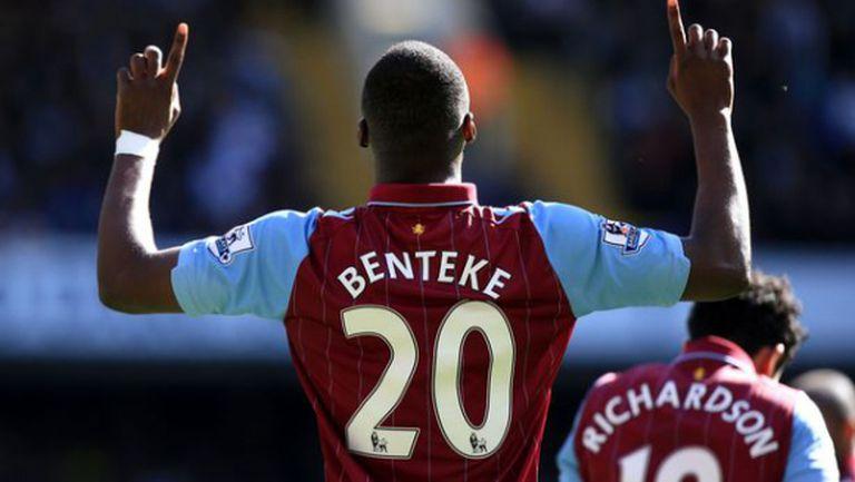 Азар: Ако Челси вземе Бентеке, ще съм най-щастливият човек