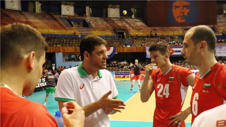 Пламен Константинов: Всеки един от двата отбора можеше да спечели, но ние бяхме по-концентрирани