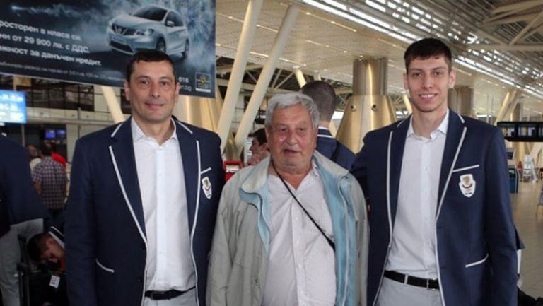 Жани Желязков: Пожелавам си да стигнем възможно най-напред в Баку